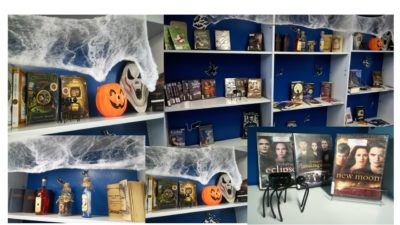 Book exhibition «Halloween»