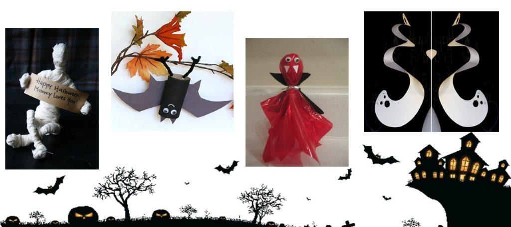 "Kid Lab: ""Halloween decorations"""