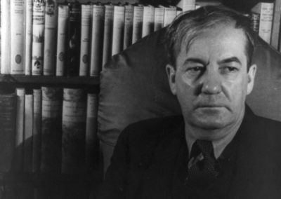 """Lecture: «Sherwood Anderson – a """"writers' writer""""»"""