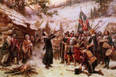 Лекция: «История и культура первых колоний в Америке»