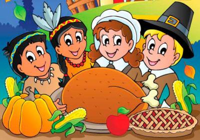 """Children's Club: """"Thanksgiving Day"""""""