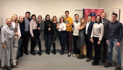 Toastmasters Russian Speaking Club