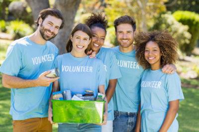 Встреча «Возможности международного волонтёрства с АЯ»