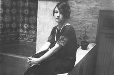 Presentation: «Dorothy Parker: Life and Works»