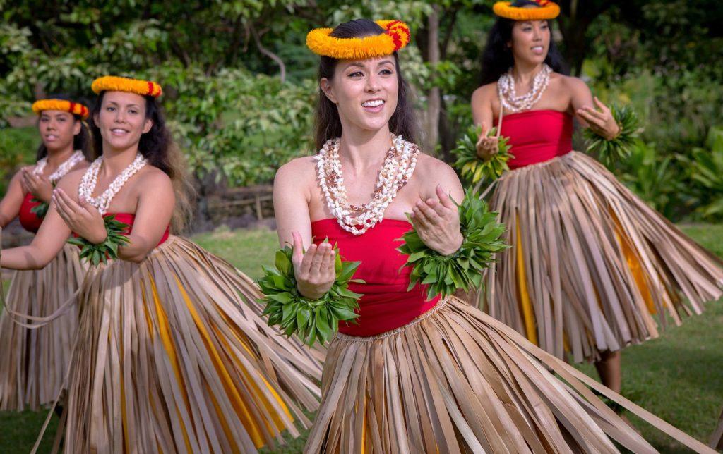 Masterclass «Hawaiian Dance»