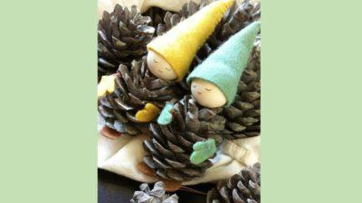 Kid Lab: Christmas crafts