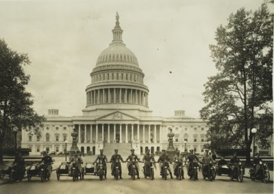 History of Law Enforcement in the United States