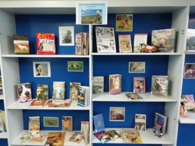 Книжная выставка «О всех созданиях — больших и малых»