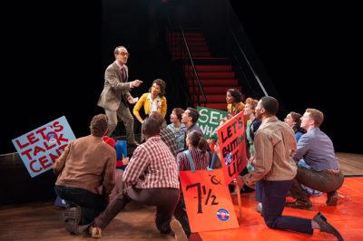 Stage Door — Клуб любителей мюзиклов