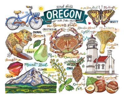 "Children's Club: ""Oregon"""
