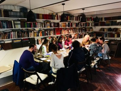 """English Club with Nataly – a speaking class """"the Art of Conversation"""""""