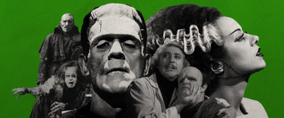 """""""Frankenstein: the greatest horror story"""" — Lecture & Duscussion"""