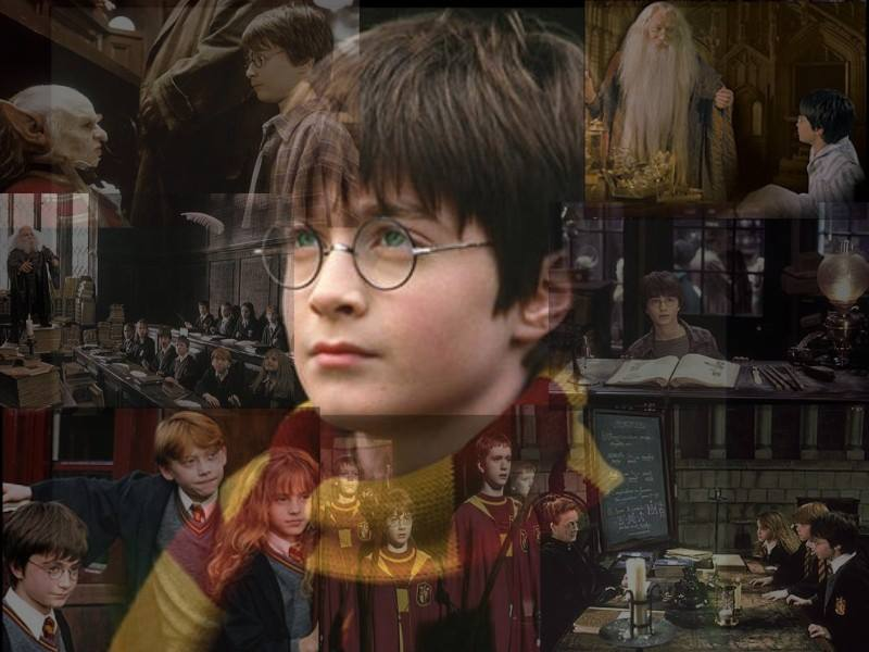 Teens Club: The Wizardly World of Harry Potter