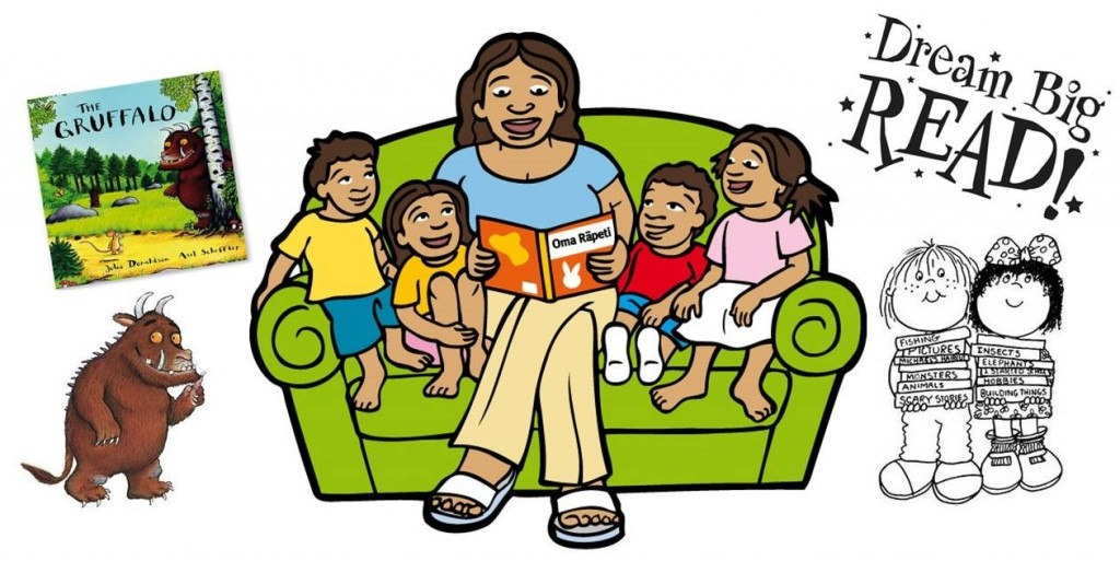"Reading for Kids: ""The Gruffalo"""
