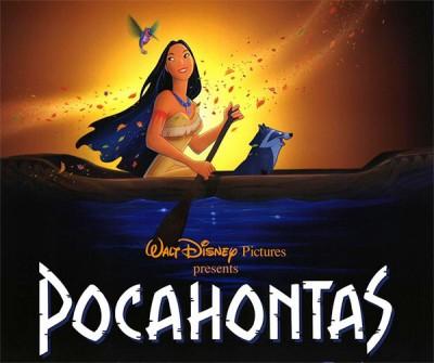"""Family Movie Time: """"Pocahontas"""" (1995, 84 min.)"""
