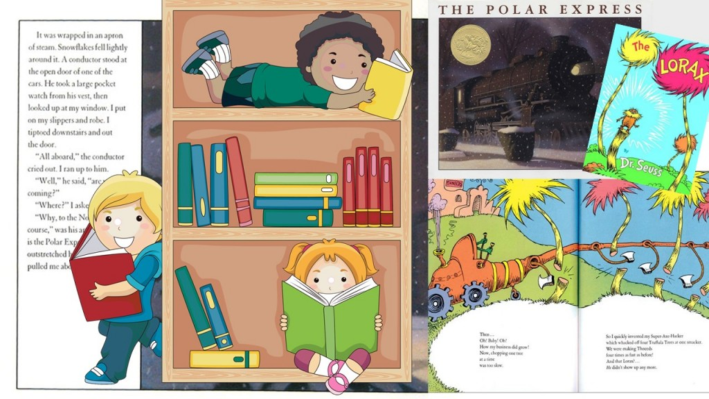 """Reading for Children: """"The Lorax"""", """"The Polar Express"""""""
