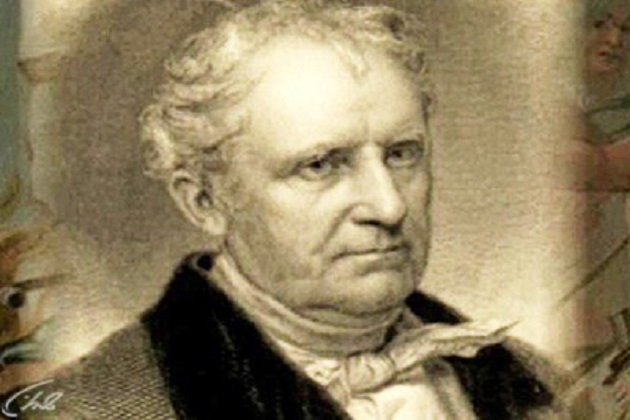 James Fenimore Cooper – creator of a unique form of American