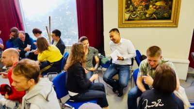 "Speaking club ""English club with Nataly"""