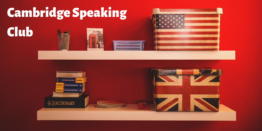 Cambridge Speaking Club для подростков