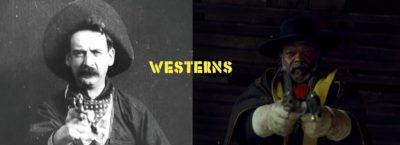 4-я лекция из цикла «Вестерны: История жанра от «Великого ограбления поезда» до Тарантино»