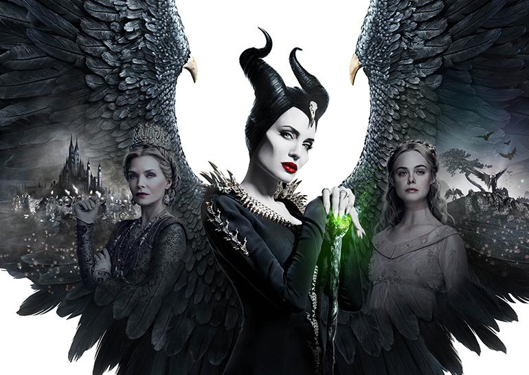 Рождественские кинопоказы: просмотр фильма «Maleficent»